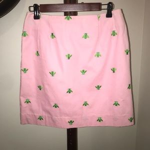Lilly Pulitzer cotton skirt